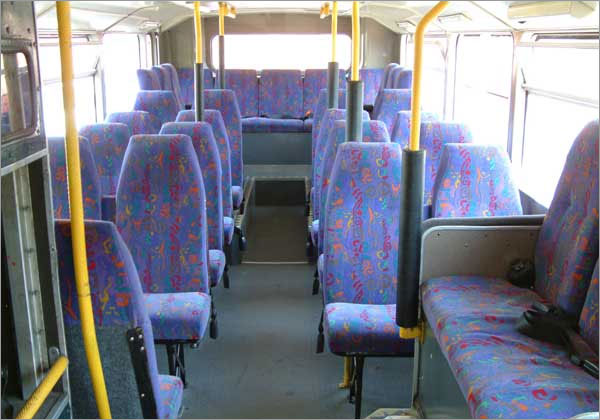 New Carriage Seat ~ Bhiuk coach seats